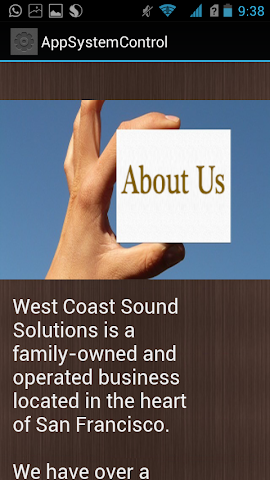android Sound Solutions Screenshot 1