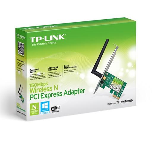 Thiết bị mạng/ Router TPLink WN781ND