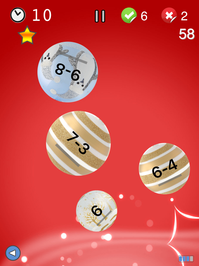 AB Math - cool games for kids- screenshot