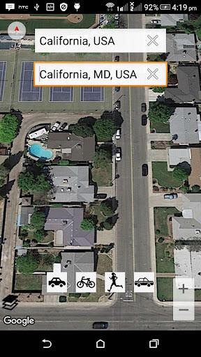 GPS Map Free  screenshots 5