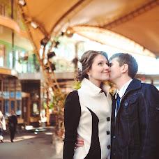 Bryllupsfotograf Eduard Popik (edpo). Bilde av 09.04.2015