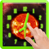 Choose Your Planet Clock Theme
