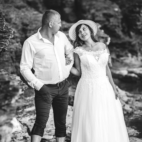 Wedding photographer Mitka Zagrebelnyy (zagrdima). Photo of 05.10.2017