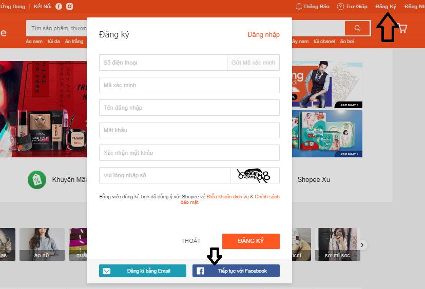 Cách đăng sản phẩm bán hàng online trên shopee để thu hút khách hàng -  Quyền Chọn Việt Nam