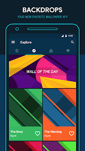 Backdrops – Wallpapers Premium (Cracked) 1