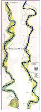 Photo: Карта для первенства Украины по водному туризму.