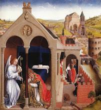 Photo: Dream of Pope Sergius, 1437-40