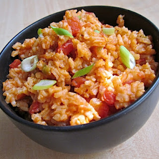 Simple Spanish Rice.