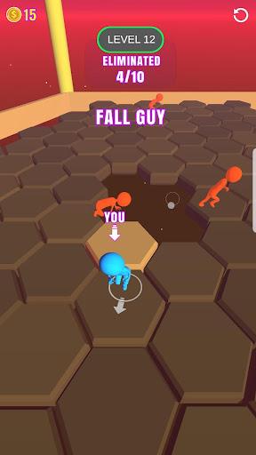 Fall Guys Hexagone screenshot 6