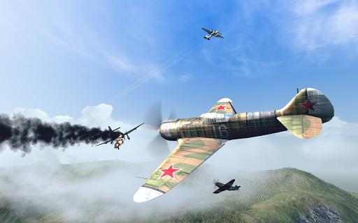 Warplanes: WW2 Dogfight  screenshots 21