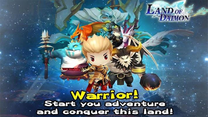 Land of Daimon - screenshot