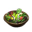 エコー族のフレッシュサラダ