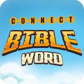 Bible Word Connect - Free Word Puzzle Game icon