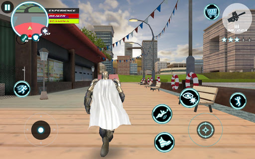 Superhero apkmr screenshots 4