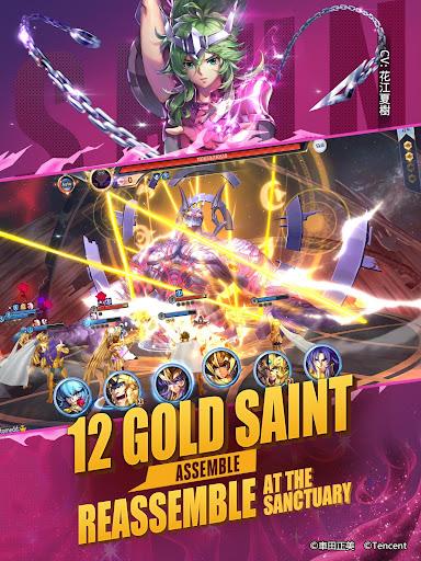Saint Seiya : Awakening 1.6.39.35 screenshots 12