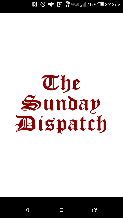 The Sunday Dispatch- screenshot
