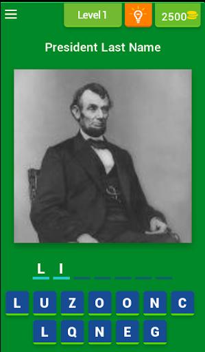 Presidents Identity