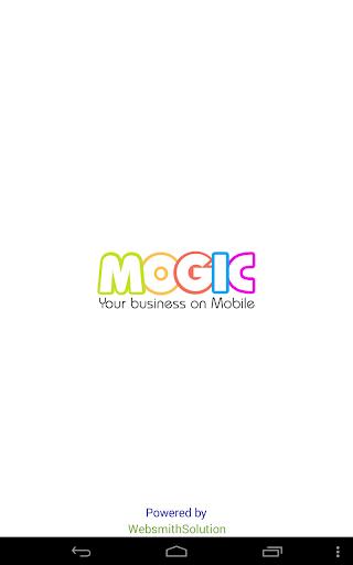 MoGic - Smart Catalog