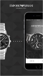 Emporio Armani Connected- screenshot thumbnail