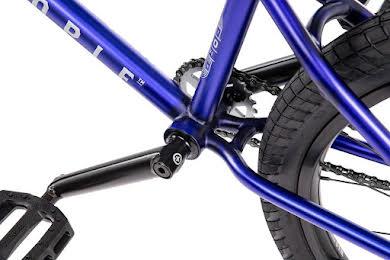 "We The People Audio 22"" BMX Bike - 21.9"" TT, Matte Translucent Blue alternate image 0"