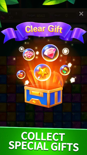 Télécharger Gratuit Star pop blast—Magic Gems Match Puzzle APK MOD (Astuce) screenshots 4