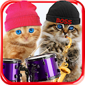 Funny Talking Cats icon