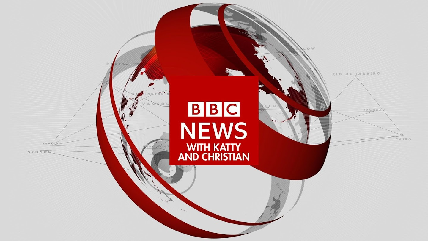 Watch BBC News With Katty And Christian live