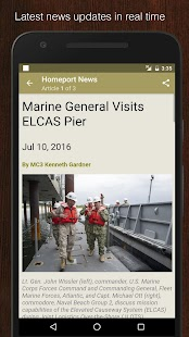 Seabee Mobile- screenshot thumbnail