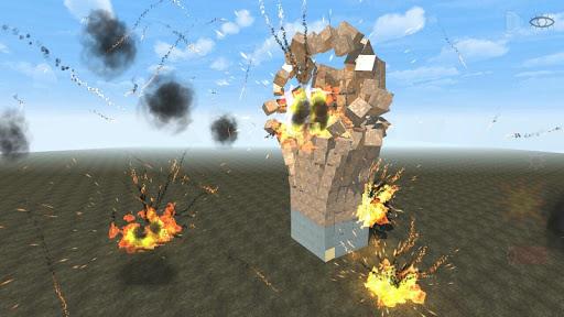 Block destruction simulator PRO  screenshots 1