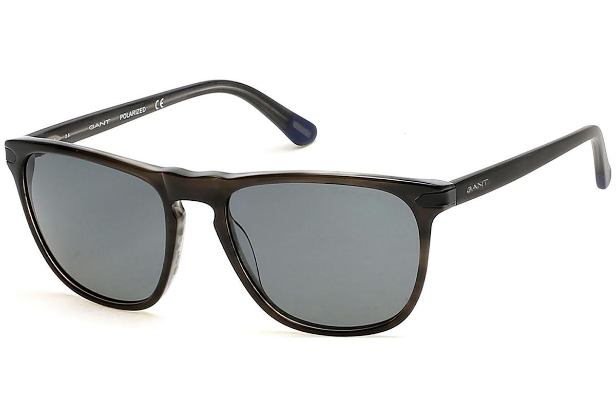 44325b2f2c Polarized Sunglasses Gant GA7078 C56 05D (black other   smoke polarized)