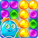 Back to Candyland: Magic Match icon