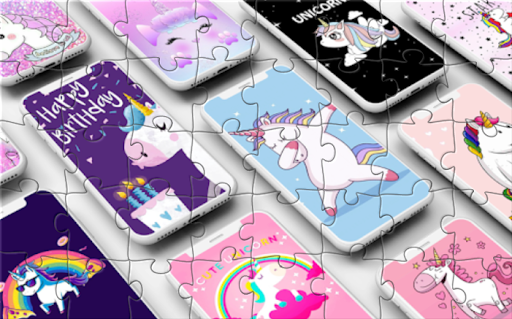 Unicorn Puzzle For Girls 1.0.0 screenshots 3
