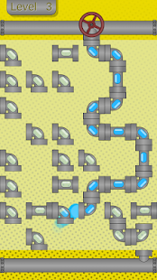 Water Pipes Logic Puzzle - náhled