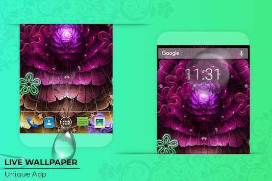 Unduh 62 Wallpaper Bunga Neon Gratis