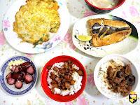 魚皮湯肉燥飯 ( 現炒 )