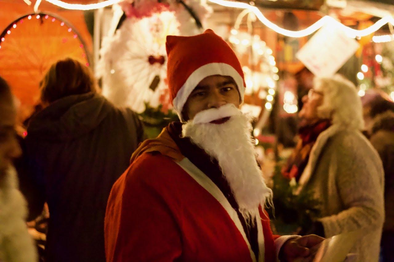 Gezellige en sfeervolle kerstmarkt
