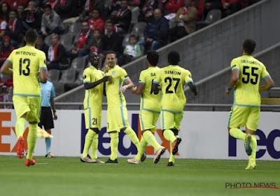 AA Gent begint met een puntendeling bij Braga aan avontuur in Europa League