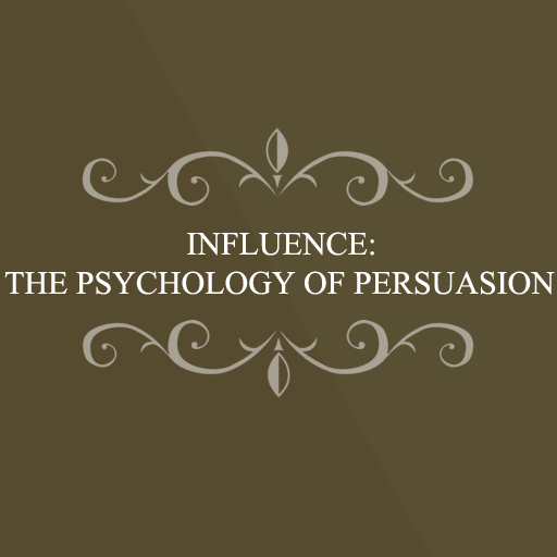 Influence: The Psychology of Persuasion (app)