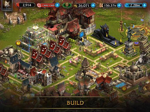 Rage War: Time Battles  screenshots 17