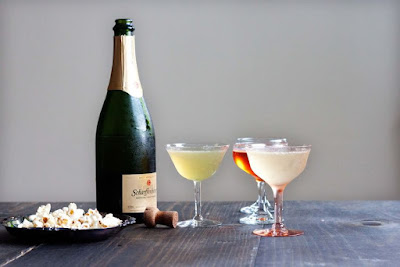 Stretch the sparkle in your sparkling wine