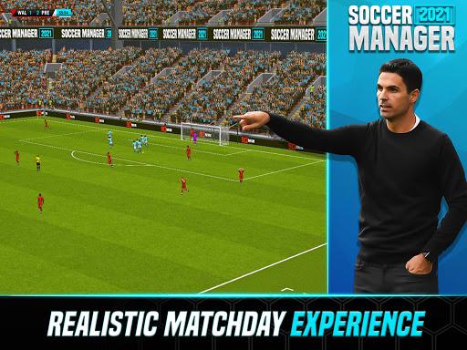 Soccer Manager 2021 - Football Management Game screenshots 11