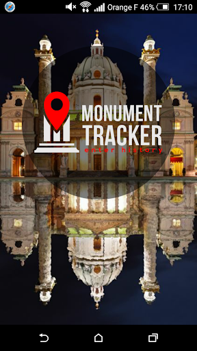 Vienna Guide Monument Tracker