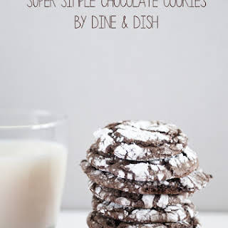 Super Simple Cool Whip Cookies.