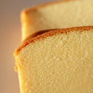 Sara Lee Pound Cake.