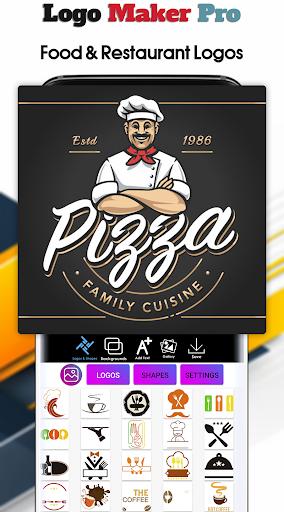 Logo Maker 2020- Logo Creator, Logo Design 1.1.3 Screenshots 3