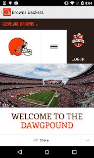 Cleveland Browns- screenshot thumbnail
