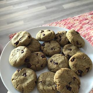 Soft Batch Vegan Protein Cookies.