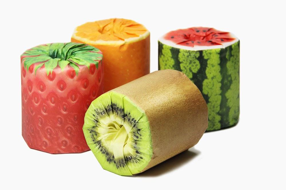 トイレットペーパー フルーツ全種類