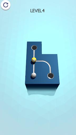 Marble Balls Maze Puzzle  screenshots 4