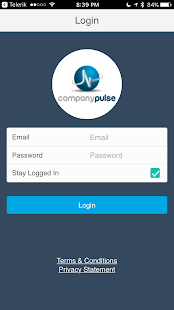 Company Pulse Mobile- screenshot thumbnail
